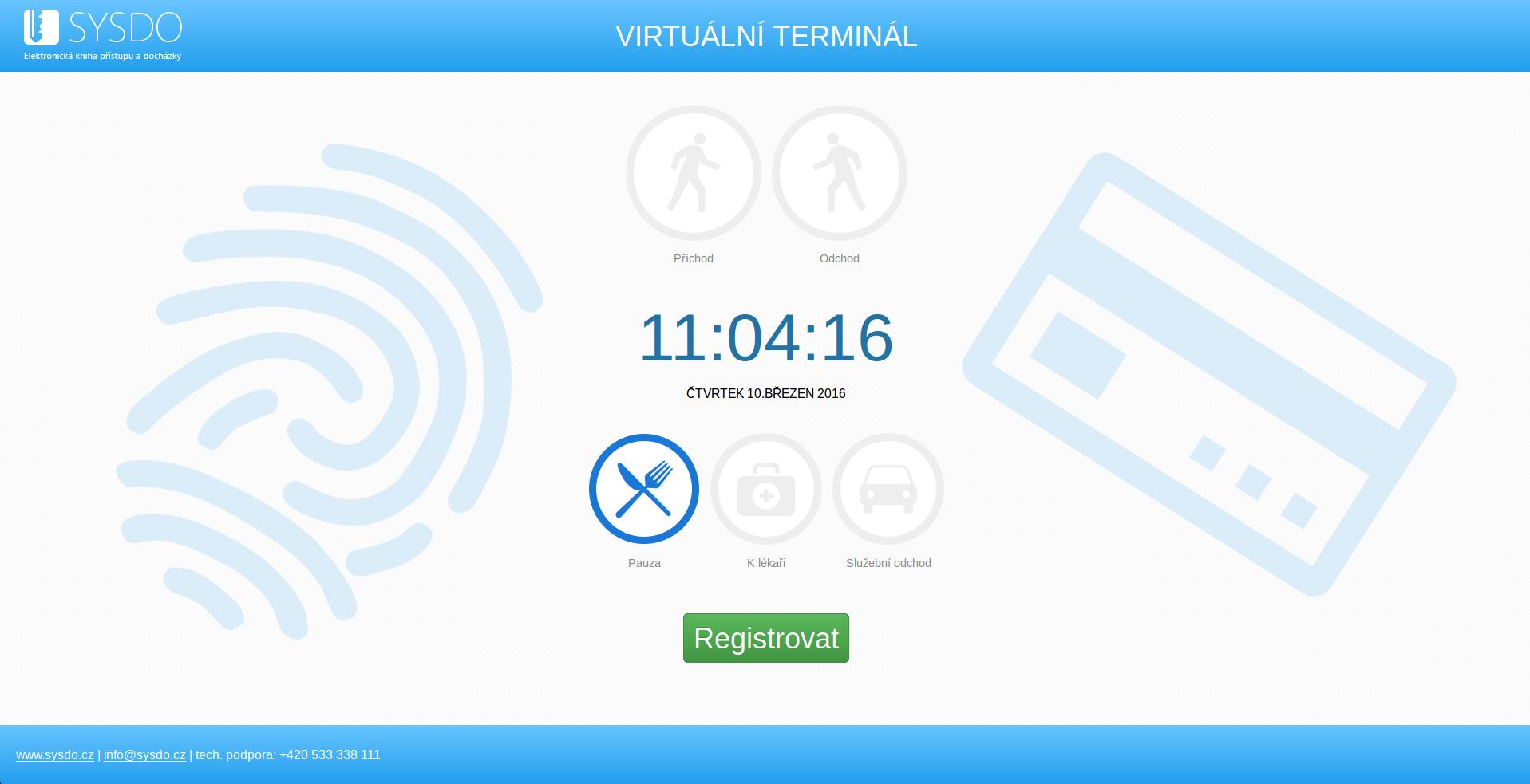 virtuální terminál